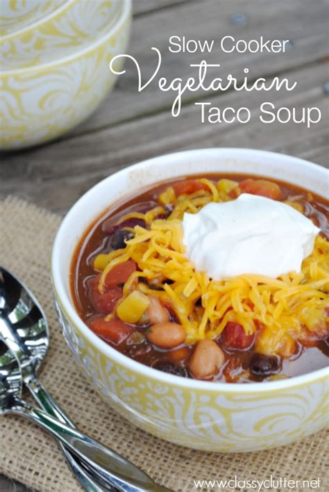 vegan soup recipes for cookers cooker vegetarian taco soup recipe