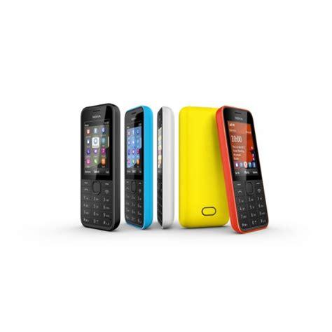 nokia unveils nokia 207 208 and 208 dual sim feature phones