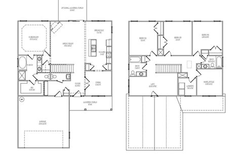 wick homes floor plans classic post and beam home plans