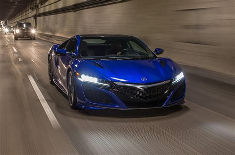custom honda nsx 2017 acura nsx reviews and rating motor trend