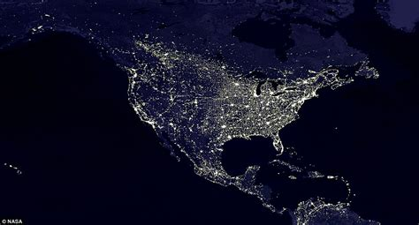 nighttime map of us flying home for thanksgiving extraordinary map shows how