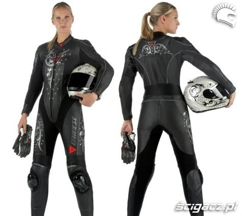 lady biker wear over 50 dainese women s yu lady one piece leather suit size us