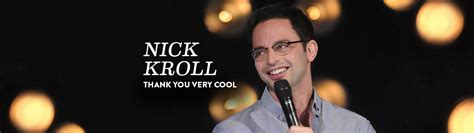 nick kroll kroll show nick kroll stand up comedian comedy central stand up