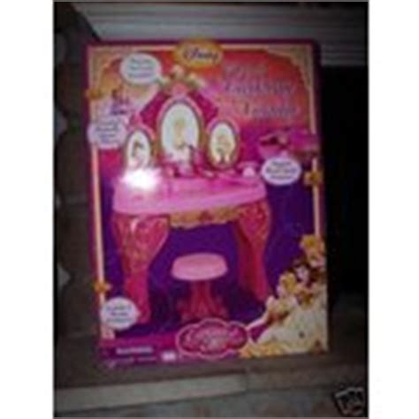 Disney Princess Magical Talking Vanity Disney Princess Royal Talking Vanity New Enchanted Tale 05 12 2009