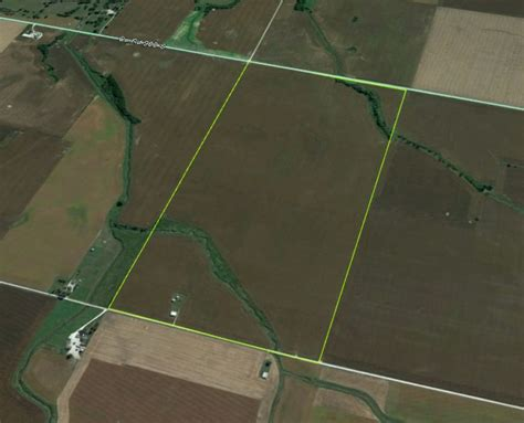 Pattern Tiling Farmland Video | 315 acres full pattern tile system farm for sale indiana