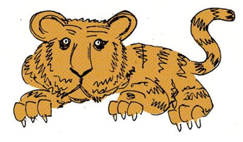 how to draw a doodle tiger satisfactory comics doodle penance quot step by step how to