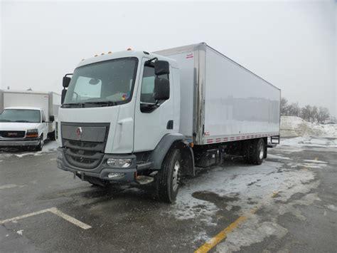 kenworth body 26 arctik truck body on kenworth k370 transit