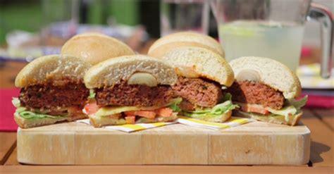 backyard burgers sousvide supreme