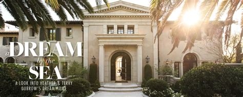 heather dubrow new house heather dubrow s former home a grand entrance doors