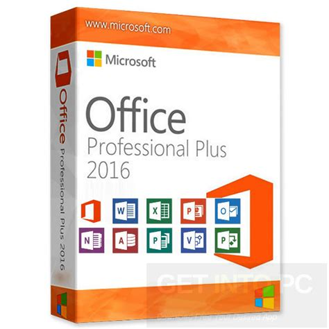 Microsoft Office Pro by Microsoft Office Professional Plus 2016 64 Bit Sep 2017