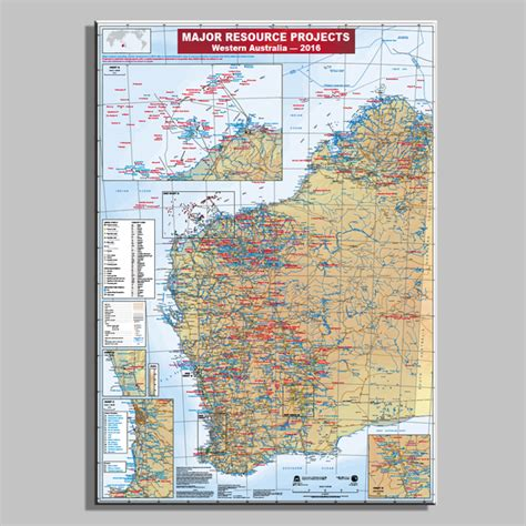 australia resource map resource maps