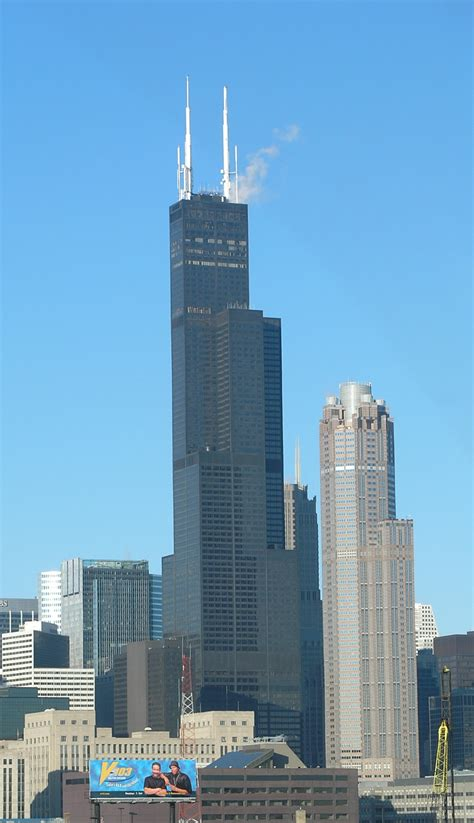 sears tower what do you think are the top 10 most recognizable u s
