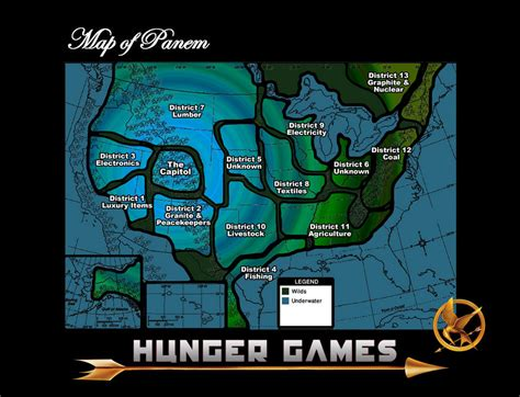 us map of hunger districts district 1 13 map the hunger