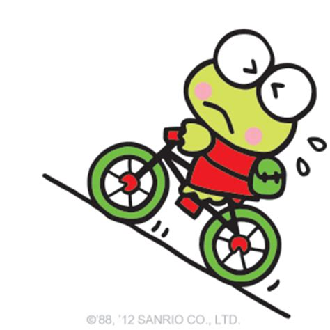 L Character Keroppi keroppi our characters sanrio