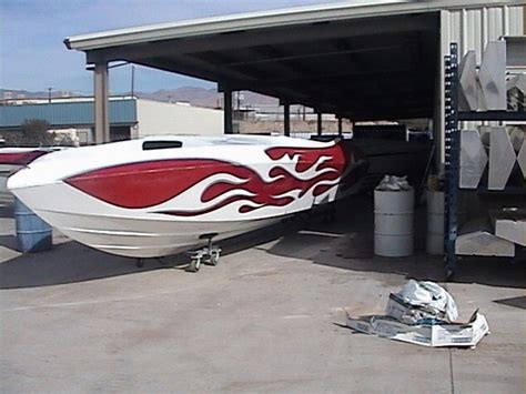 pictures of boat paint jobs custom boat paint gallery ebaum s world