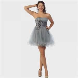 silver and white dama dresses world dresses