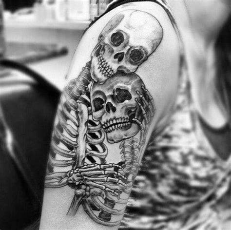 30 amazing skull tattoo designs for boys and girls