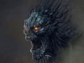 It Monster by A Monster Calls Art Book Excerpt