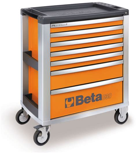 Beta Tool Cabinet by Beta Tools C39 7 R Roller Tool Cabinet Ships Truck