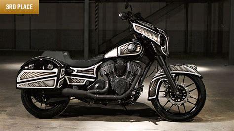 Indian Motorrad Custom by Project Chieftain Custom Chieftain Dealer Contest