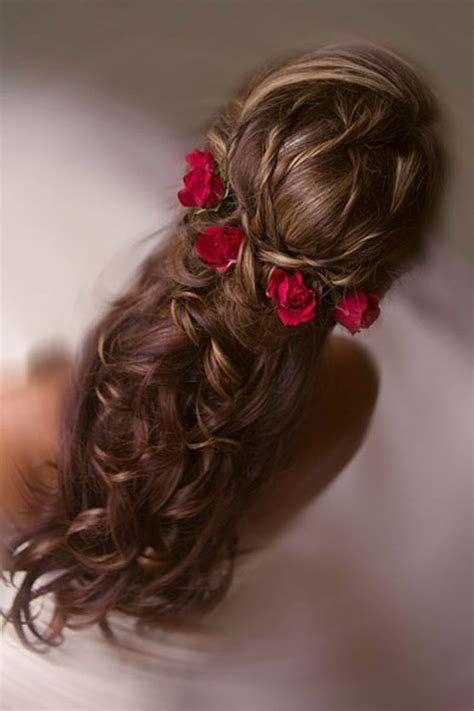 25 best ideas about easy wedding hairstyles on simple prom hairstyles half up