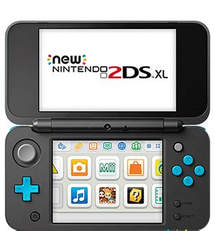 nintendo 3ds™ family of systems – official site compare