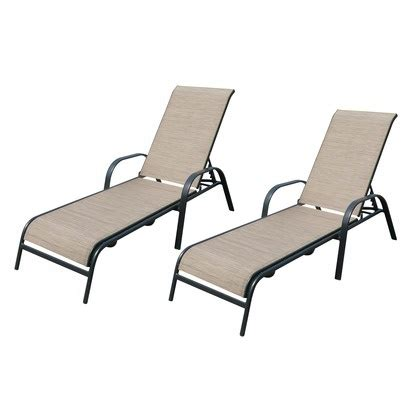 color outside the lines a chaise for the living room target home dumont 2 piece sling patio chaise lounge set