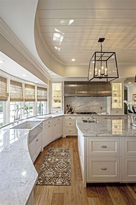 kitchens with large islands 25 best ideas about large kitchen design on