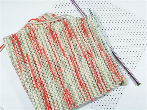 how to knit with 2 circular needles five sixteenths make it monday coral