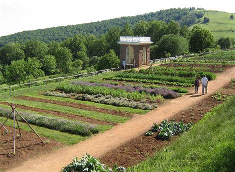 garden at monticello 2008