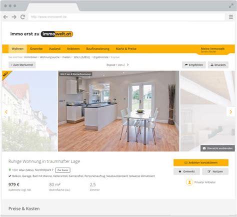 Anzeigen Immobilien immobilien inserieren immobilieninserat bei immowelt at