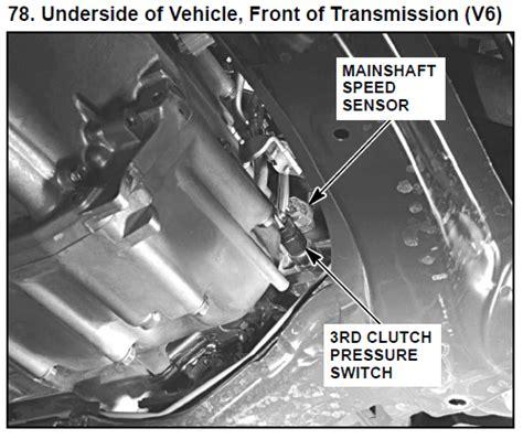 honda odyssey 2008 transmission problems p1739 honda problem in 3rd clutch pressure switch circuit