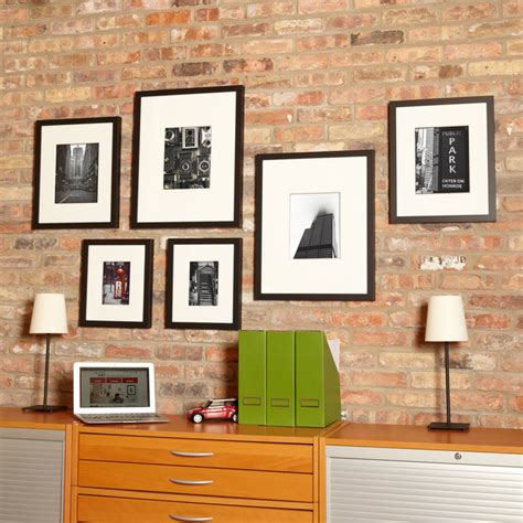 gallery wall home office ideas gallery wall for home office modern home office