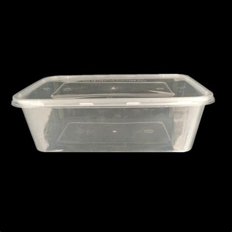 Container Microwave 750ml plastic food storage microwave containers 750ml b750 hongyuan china manufacturer plastic