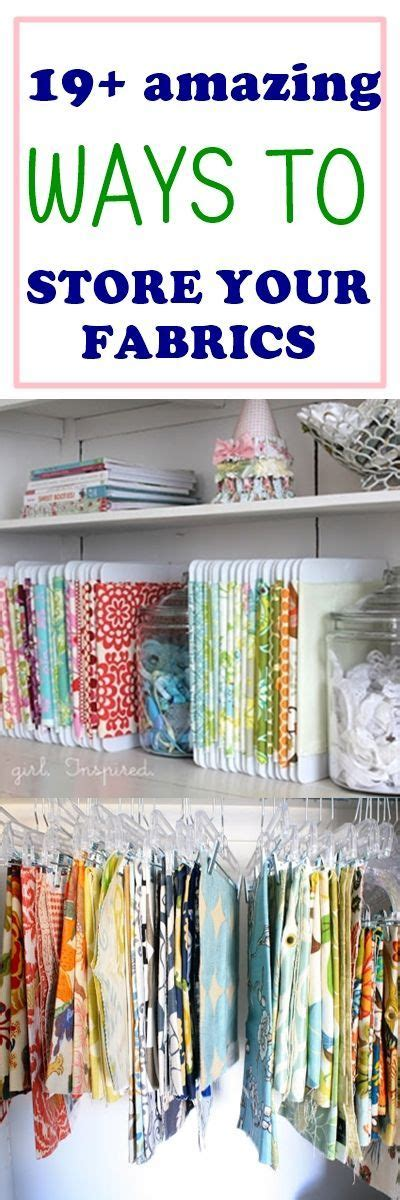 organizing rooms storage ideas 25 best ideas about organizing fabric scraps on