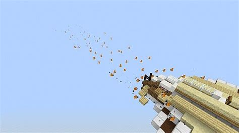 minecraft boat attack attack boat airship minecraft project