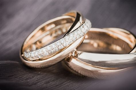 Wedding Bands Designer by Unique Matching Wedding Bands His And Hers Www Pixshark