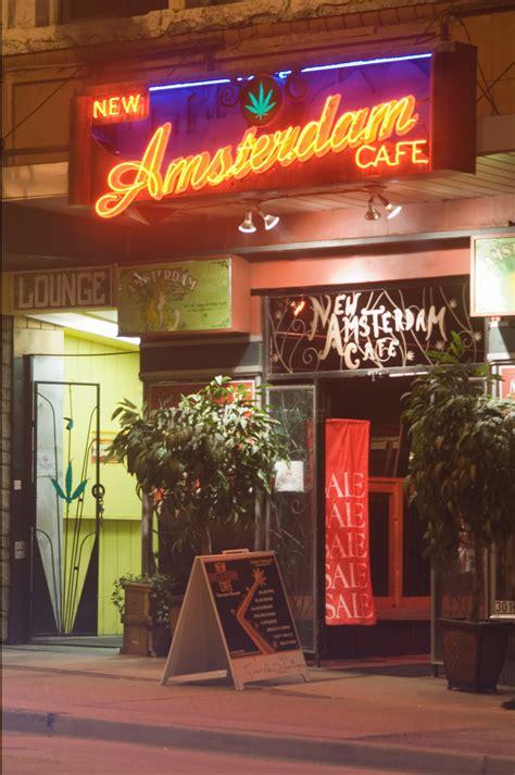 amsterdam cafe