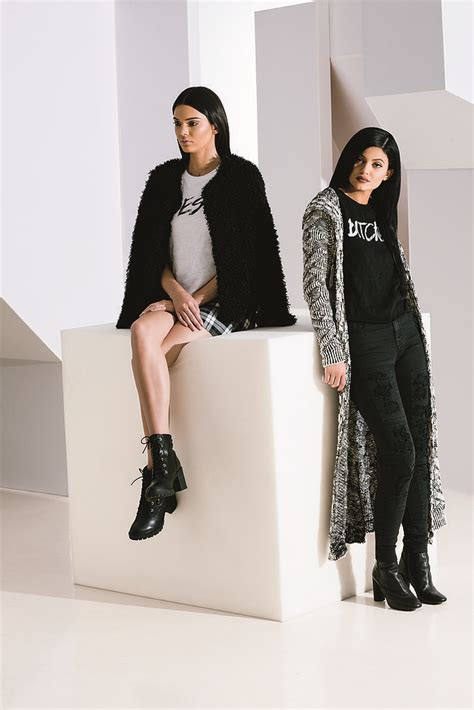 kylie jenner collection holiday kendall kylie jenner pacsun holiday 2014 collection