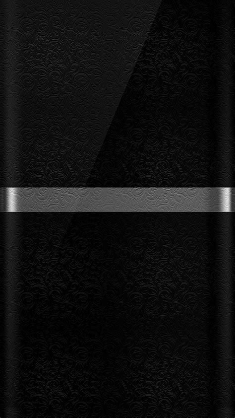 edge theme wallpaper dark s7 edge wallpaper 10 with black and silver color with