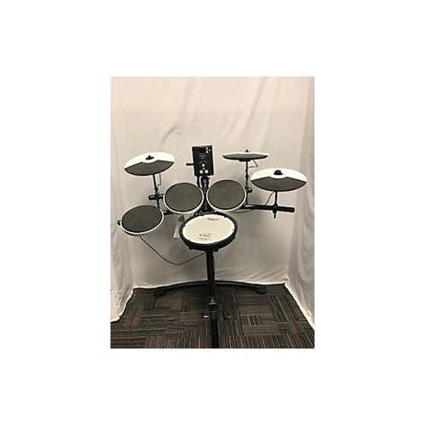 used roland td1 kv electric drum set guitar center