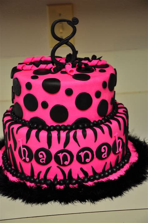 zebra and hot pink 11 year old girl teen girls bedroom pink and black birthday cake www pixshark com images