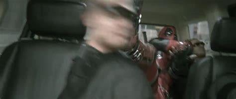 deadpool leaked footage deadpool test footage leaked