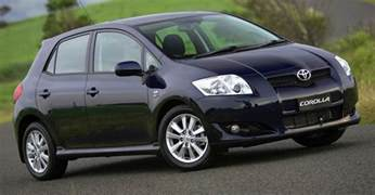 Pictures Of Toyota Corolla Cars Toyota Corolla Yaris Avensis Verso Added To Takata