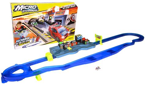 micro chargers cars charge car racing pit