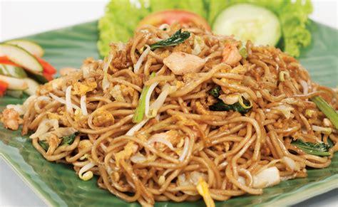 variasi membuat mie goreng 10 makanan khas indonesia yang paling disukai pejabat