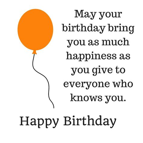 Birthday Quotes On 43 Happy Birthday Quotes Wishes And Sayings Word