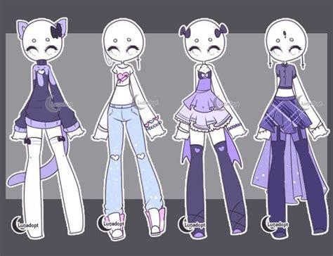 pin  meredith wegener  outfits character design