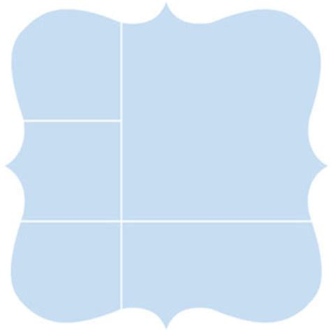 shape templates for scrapbooking 4 best images of printable shape templates for