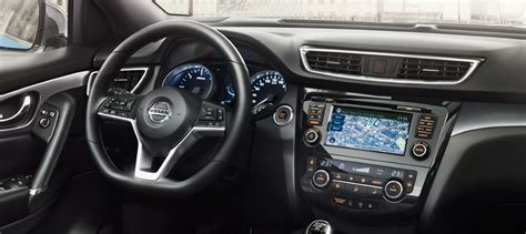 family car interior 2019 nissan qashqai interior efficient family car